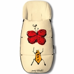 Bugaboo Andy Warhol Footmuff - Happy Bugs