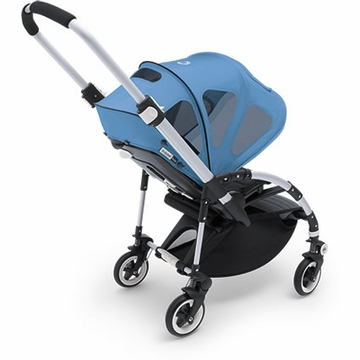 Bugaboo Bee Breezy Sun Canopy - Ice Blue