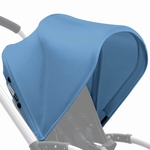 Bugaboo Bee3 Extendable Sun Canopy - Ice Blue