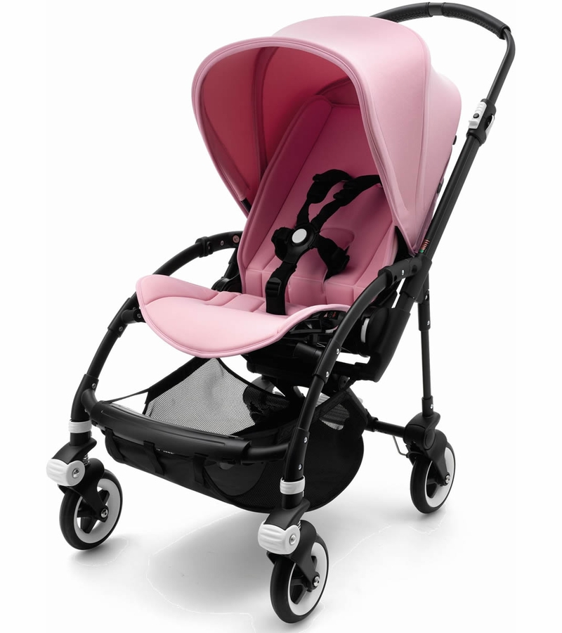 Bugaboo Bee3 Stroller, Limited Edition - Soft Pink | 800 x 900 jpeg 219kB