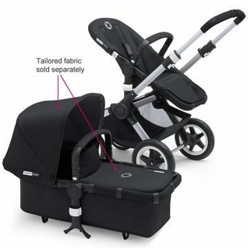 Bugaboo Buffalo Base - Aluminum/Black