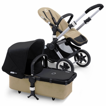 Bugaboo Buffalo Complete Stroller - Sand/Black