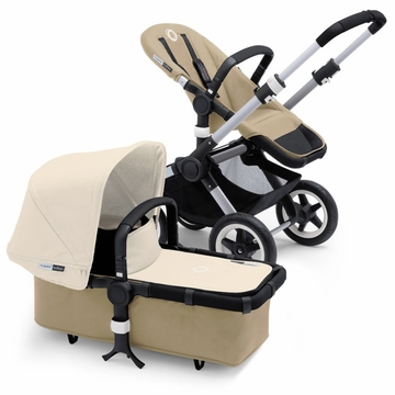 Bugaboo Buffalo Complete Stroller - Sand/Off White