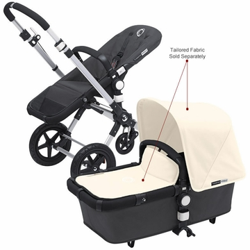 Bugaboo Cameleon 3 Base - Silver/Dark Grey