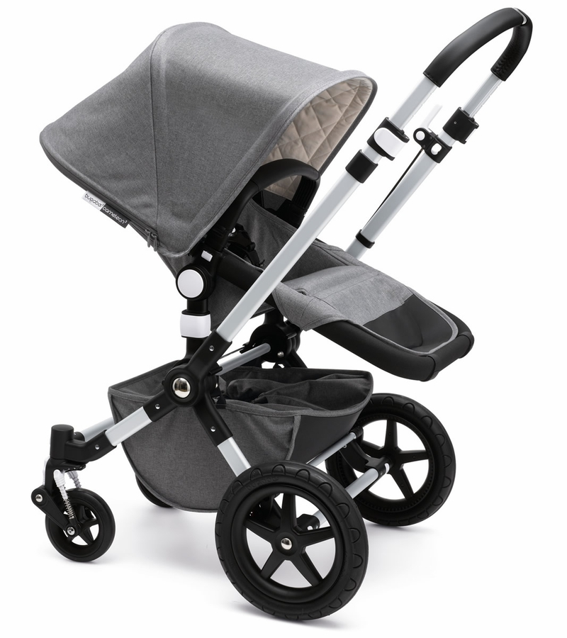 Bugaboo Cameleon 3 Classic Plus Complete Stroller Grey
