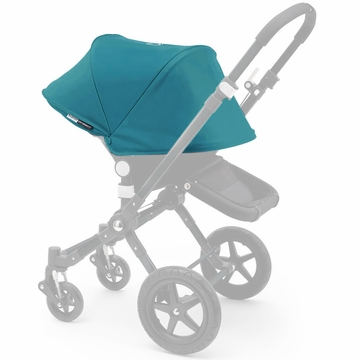 Bugaboo Cameleon 3 Extendable Tailored Fabric Set - Petrol Blue