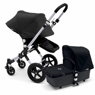 Bugaboo Cameleon 3 Stroller, Extendable Canopy - Grey/Black