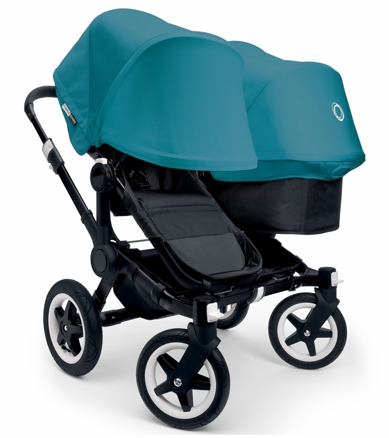 Bugaboo Donkey Duo Stroller Extendable Canopy 2015