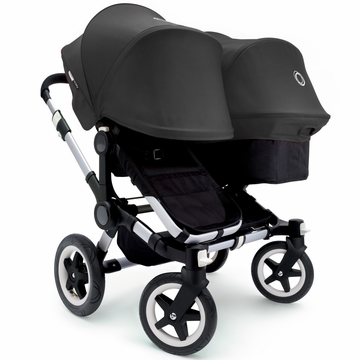 Bugaboo Donkey Duo Stroller, Extendable Canopy - Black