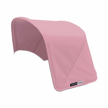 Bugaboo Donkey Extendable Sun Canopy - Soft Pink
