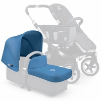 Bugaboo Donkey Extendable Tailored Fabric Set - Ice Blue