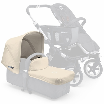 Bugaboo Donkey Extendable Tailored Fabric Set - Off-White