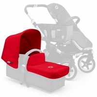 Bugaboo Donkey Extendable Tailored Fabric Set - Red