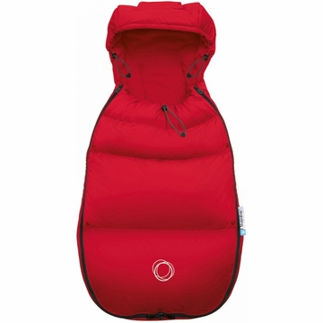 Bugaboo High Performance Footmuff - Red