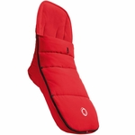 Bugaboo Universal Footmuff in Red