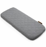Bugaboo Wool Mattress Cover - Grey Melange