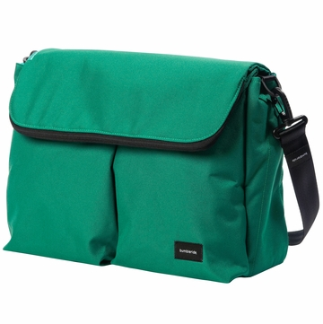Bumbleride Diaper Bag - Green Papyrus