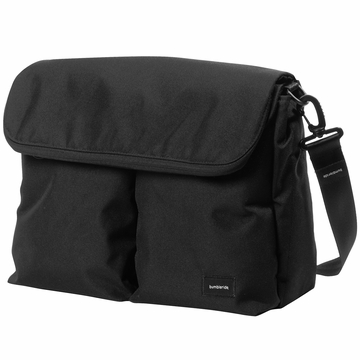 Bumbleride Diaper Bag - Jet Black