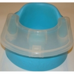 Bumbo Play Tray for Bumbo Baby Sitter in Clear