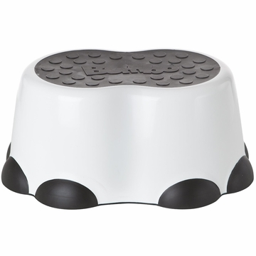 Bumbo Step Stool - Black/White