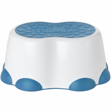 Bumbo Step Stool - White/Blue