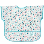 Bumkins Junior Bib - Raindrops