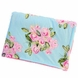 Caden Lane Girly Tiny Bouquet Blanket (Limited Edition)
