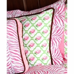 Caden Lane Standard Sham in Boutique Pink