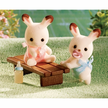 Calico Critters Hopscotch Rabbit Twin