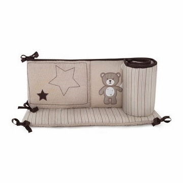 Carter's Baby Bear Crib Bumper