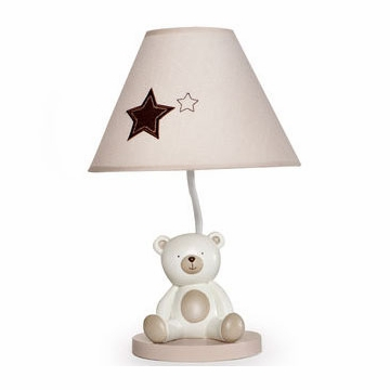 Carter's Baby Bear Lamp Base & Shade