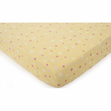Carter's Fairy Monkey Fitted Sheet