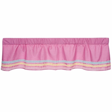 Carter's Fairy Monkey Window Valance