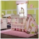 Carter's Jungle Jill 4 Piece Crib Bedding Set