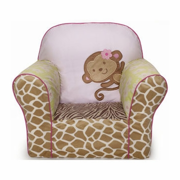 Carter's Jungle Jill Chair Slip Cover