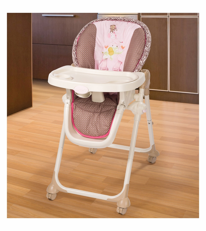 Carter S Jungle Jill Newborn To Toddler Foldin High Chair
