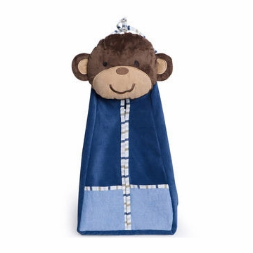 Carter's Monkey Rockstar Diaper Stacker