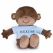 Carter's Monkey Rockstar Plush