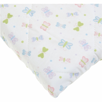 Carter's Quilted Playard Sheet - Butterfly