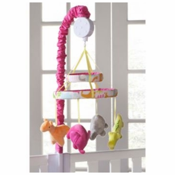 Carter's Safari Brights Musical Mobile
