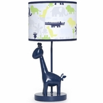 Carter's Safari Sky Lamp Base & Shade