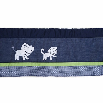 Carter's Safari Sky Window Valance