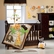 Carter's Sunny Safari 4 Piece Crib Bedding Set