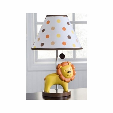 Carter's Sunny Safari Lamp Base & Shade