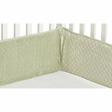 Carter's Super Soft Crib Bumper in Sage