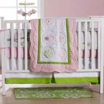 Carter's Sweet Songs 4 Piece Crib Set