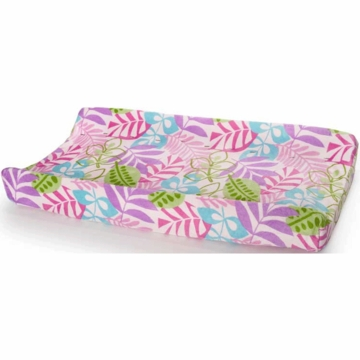 Carter's Tropical Garden Changing Pad Cover