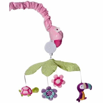 Carter's Tropical Garden Musical Mobile