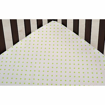 Carter's Zoo Animals Fitted Sheet