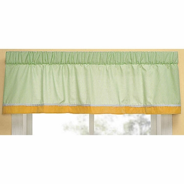 Carter's Zoo Animals Window Valance